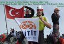Uluslararası 15. Zafer Haftası Tırmanışı (Kaçkar 3937 m)